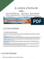 Sociedad, Cultura y Forma de Vida