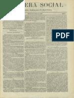 Bandera Social. 22-3-1885