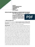 Observacion Al Dictamen Fiscal Cinthya Elisabeth Sanchez Ubaldo