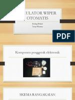 Wiper Otomatis