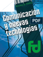 Comunicacion y Nuevas Tecnologias