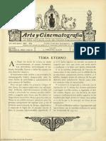 Arte y Cinematografía. 1-7-31!8!1931, n.º 363
