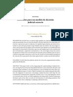 Revista de Estudios de La Justicia Eleme