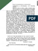 Skinner, B. F. (1932). The rate of establishment of a discrimination.pdf