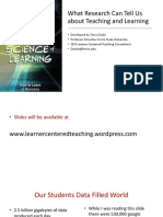 Lone Star College The New Science of Learning