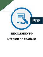 Ex Posicion reglamento interior de trabajo