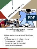 Portugues Instrumental Parte III