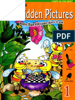 Hidden Picture For Kids