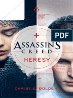 Assassin's Creed Heresy - Christie Golden