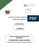 Proposal Pembuatan Tandon Air