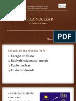 Física Nuclear - Pcc de Física Moderna