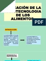 Aplicación de La Nanotecnologia de Los Alimentos (1)