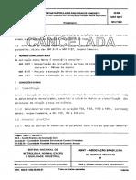 NBR 05627 - 1980 - NB 503 - Exigencias particulares das obras de concreto armado e protendido em relacao a resistência ao fogo.pdf
