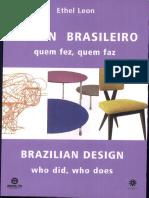 Design Brasileiro Quem Fez, Quem Faz