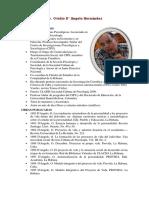 Ficha Información Ovidio D'Angelo