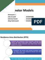 Presentation Trk Zero Paramater