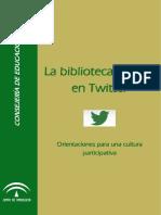 Biblioteca Twitter