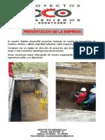 Brochure Empresa Proyectos Dco Ingenieros