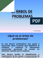 Ejemplo Arbol de Problemas