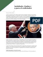 Fujimori Indultado