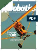 Sport Aerobatics