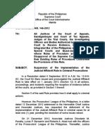 OCA Circular No. 146-2012