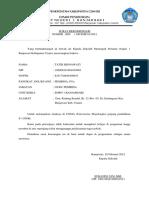 85335561 Surat Rekomendasi Kuliah (1)