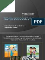 Socio Cultural Vygostqui 6