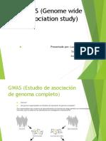 GWAS (Estudio de Asociación de Genoma Completo