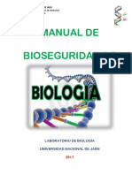 Manual de Bioseguridad de Biologia