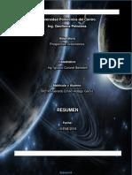 Resumen de Apuntes de Métodos de Exploración Geofísica