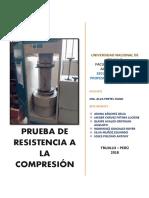Informe Final de Concreto Diseño de Mezclas