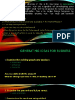 Entreprenuer Part 2