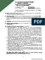 Kamla Mills Fire Report