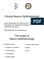 Neuro-ophthalmology_Third Year Student_2018
