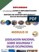 Legislación CSST