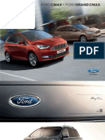 Ford c Max and Grand c Max