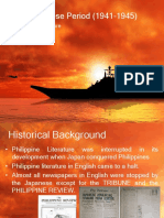 123899102 Japanese Period in the Philippines