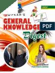 General Knowledge Digest - 2016-17 by Pratiyogita Darpan