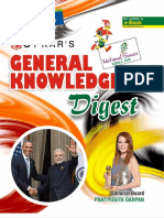 General Knowledge Digest - 2016-17 by Pratiyogita Darpan