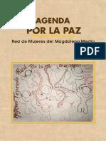 Agenda Básica de Mujeres Magdalena Medio