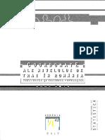 Coordonate Ale Nivelului de Trai in Romania 2016 (1)