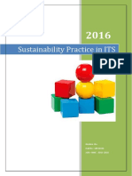 Project - Sustainability Practices in ITSv3 Ms Neelam