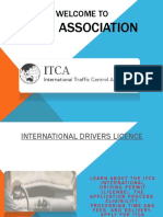 International Motorcycle License E-itca