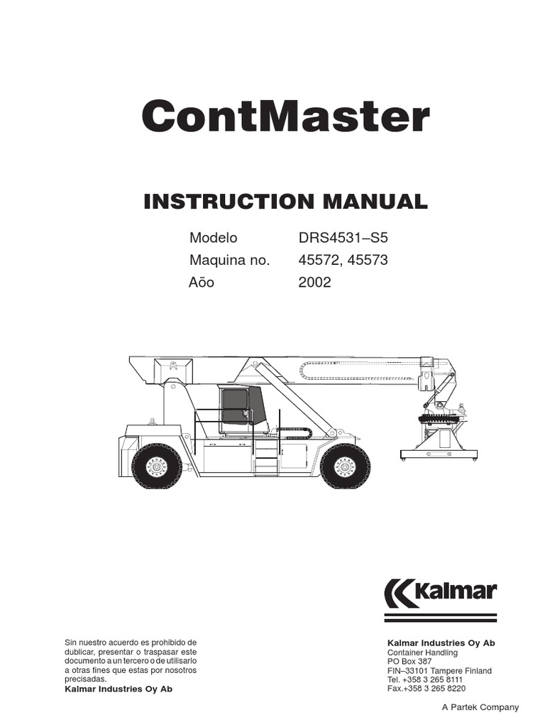 Kalmar manuals array instruction manual 45572 73 kalmar 1 transmission mechanics rh es fandeluxe Image collections