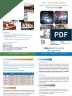 TPL-TWI 2007 Brochure (Calendar Included)