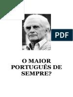 Álvaro Cunhal - O Maior Português de Sempre?