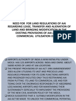 Why Land Reg &Act Modification