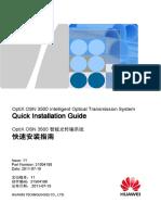 OptiX OSN 3500 Quick Installation Guide-(11)