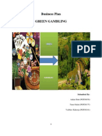 Green Gambling - Business Plan